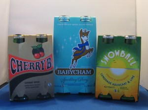 Babycham And Glass Gift Set
