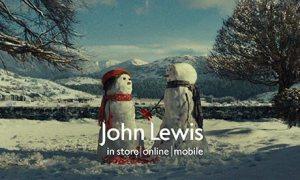 John Lewis Christmas TV ad