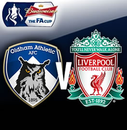 oldham liverpool f a cup