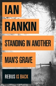 standing in another man's grave book cover