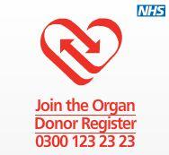 organ donation nhs