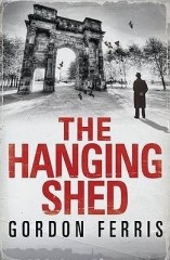the hanging shed book cover