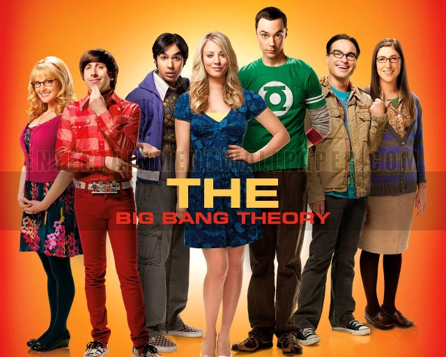 big bang theory photo