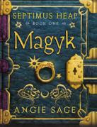 septimus heap book cover