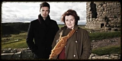 Joe Ashworth and Vera Stanhope (played by David Leon and Brenda Blethyn)