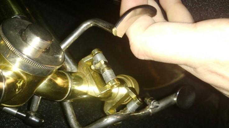 Broken Trombone