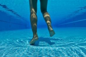 underwater legs