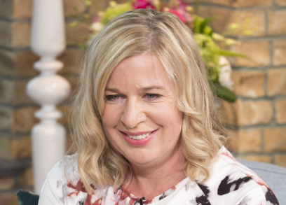 Katie Hopkins - after weight gain