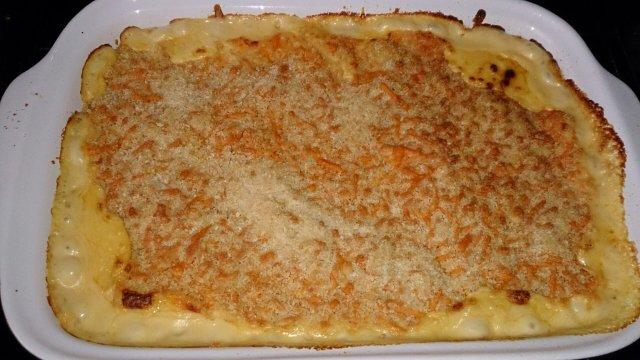 Cheesy Bacon Pasta Bake