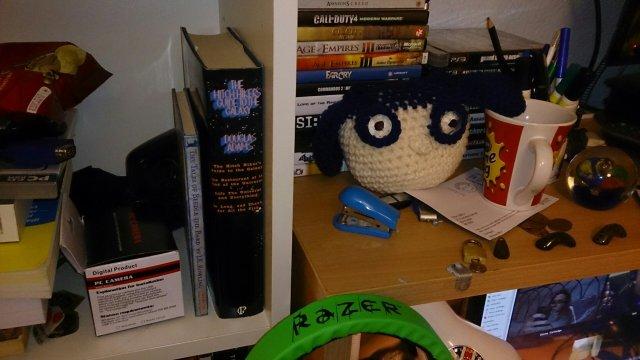 Ethan's owl