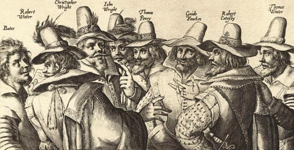 Gunpowder Plot Conspirators