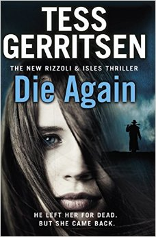 die again book cover