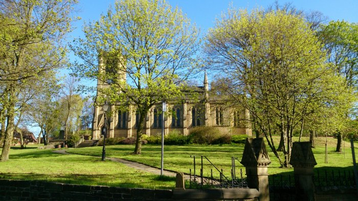 St Peter's Church, Blackley