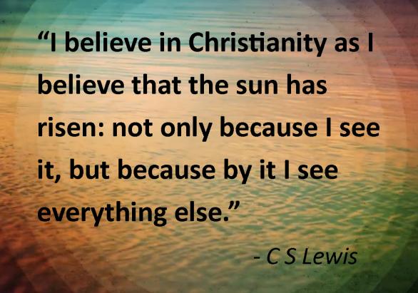 C S Lewis