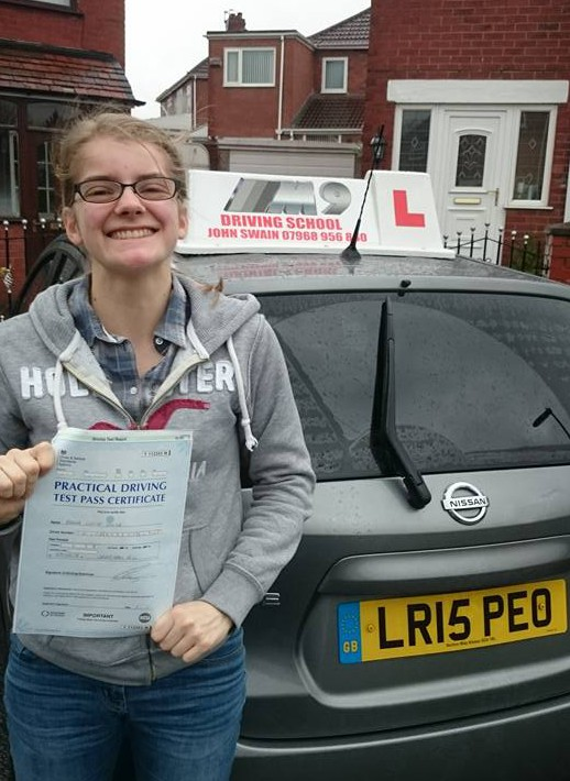 emma driving test