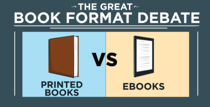 print book vs ebook debate