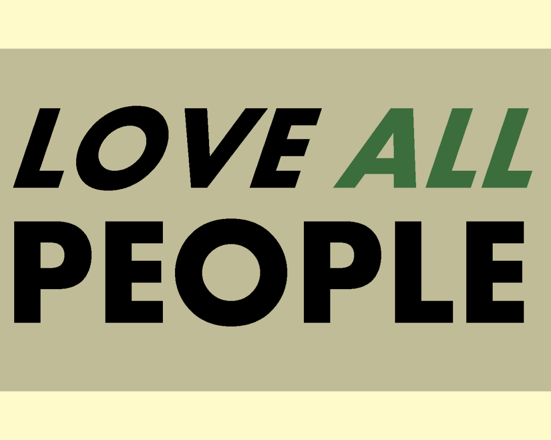 love-all-people